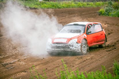 Rally Driving 1