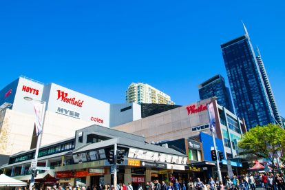 Westfield Chatswood 01