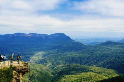 Blue Mountains 01
