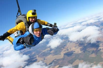 Skydiving 2