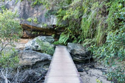 The Spit Bridge to Manly Walk 01
