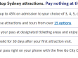 Sydney_Attraction_Pass_1