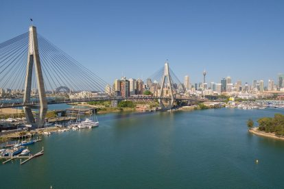Anzac Bridge 01