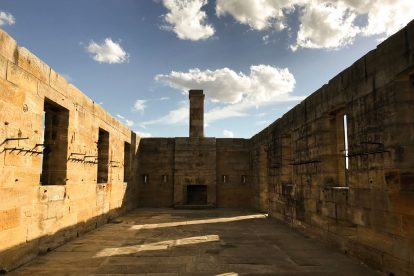 Cockatoo Island 17