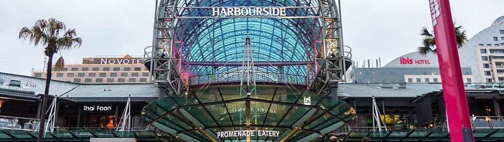 Harbourside Shopping Centre