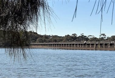 Manly Dam