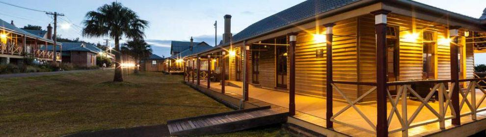 The Quarantine Station