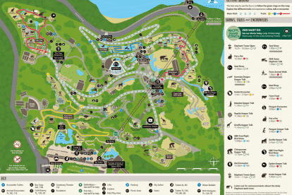 Taronga_Zoo_map