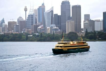 Manly Ferry 3