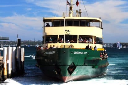Manly Ferry 4
