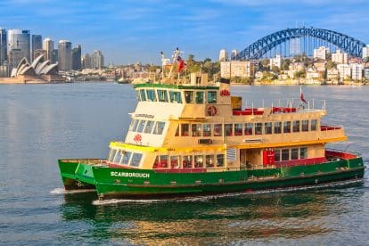 Manly Ferry 8