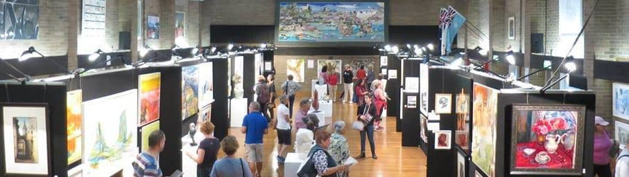 Hunters Hill Art Exhibition