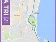Wollongong Try-a-try Bike Map
