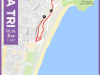 Wollongong Try-a-try Run Map