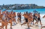 Bondi To Bronte Ocean Swim