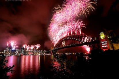 Sydney New Years Eve 04
