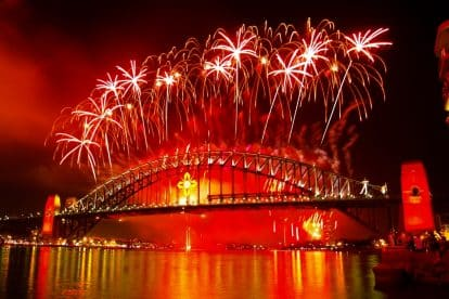 Sydney New Years Eve 05