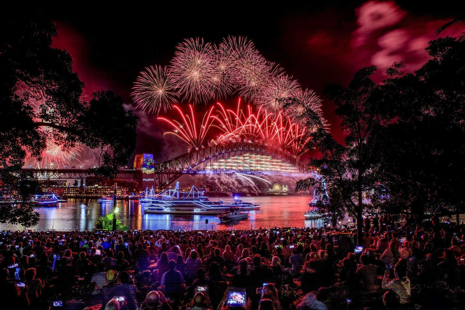 Sydney New Years Eve 2020 - NYE Party Events, Harbour ...