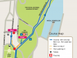Mothers Day Classic Sydney Map
